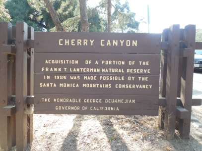 Cherry Canyon